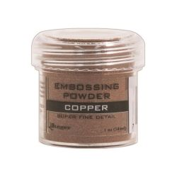 Ranger Embossing Powder - Super Fine Detail Copper
